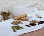 Garam Marsala spices