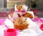 Banana bran muffins 2