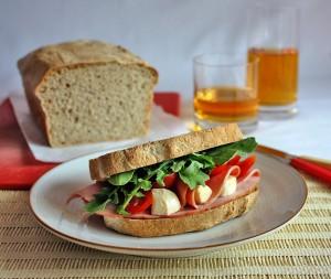 Sourdough sandwich 2