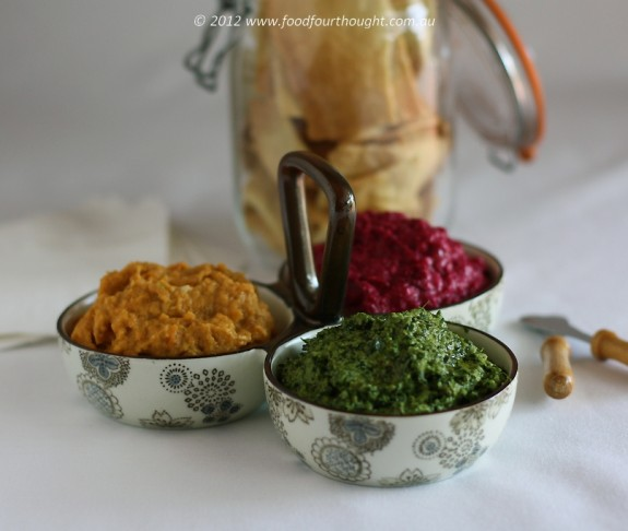 recipe: healthy dips for crackers [31]