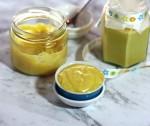 9paleo) Lemon curd